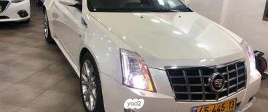 מדהים קאדילק CTS למכירה | רכב יד2 QR-06