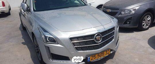 הוראות חדשות קאדילק CTS למכירה | רכב יד2 NU-93