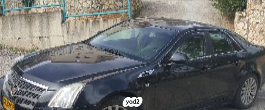 מודרני קאדילק CTS למכירה | רכב יד2 QY-56