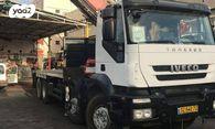 מודרניסטית משאיות איווקו - מכירה   משאיות   רכב יד2 XZ-24