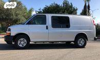 מיוחדים שברולט סוואנה קצר - מכירה | מסחרי | רכב יד2 ZJ-91