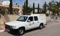 מתקדם טויוטה היילקס 2X4 - מכירה   מסחרי   רכב יד2 HV-63