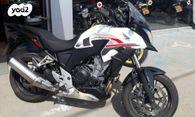 מעולה הונדה CB500X - מכירה | אופנועים | רכב יד2 OJ-35