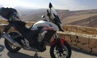 ענק הונדה CB500X - מכירה | אופנועים | רכב יד2 KM-88